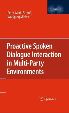 Proactive Spoken Dialogue Interaction in Multi-Party Environments