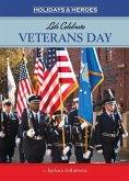 Let's Celebrate Veterans Day