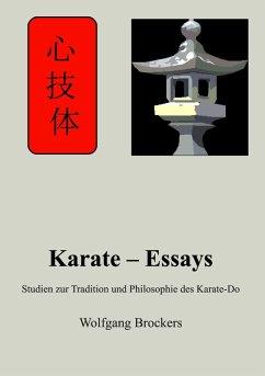 Karate - Essays (eBook, ePUB)