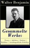 Gesammelte Werke: Essays + Aufsätze + Satiren + Kritiken + Autobiografische Schriften (eBook, ePUB)