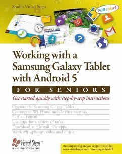 Working With a Samsung Galaxy Tablet With Android 5 for Seniors - Studio Visual Steps