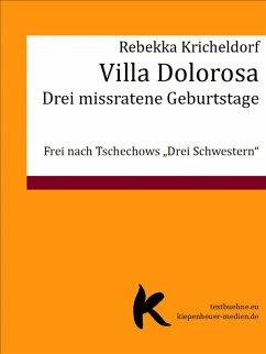 VILLA DOLOROSA (eBook, ePUB) - Kricheldorf, Rebekka