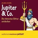 Jupiter & Co - Die römischen Götter entdecken (Ungekürzt) (MP3-Download)