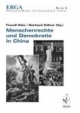 Menschenrechte und Demokratie in China (eBook, PDF)