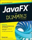 JavaFX For Dummies (eBook, ePUB)