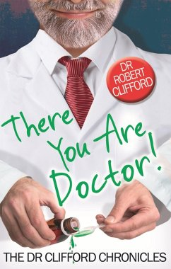 There You Are, Doctor! (eBook, ePUB) - Clifford, Robert