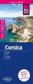 Reise Know-How Landkarte Korsika / Corsica (1:135.000)