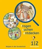 fragen - suchen - entdecken 1/2. Schülerbuch Bayern