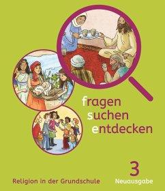 fragen-suchen-entdecken 3 - Bayern - Heilmeier, Ursula; Paintner, Angelika