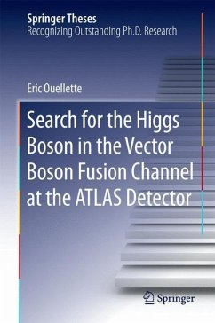 Search for the Higgs Boson in the Vector Boson Fusion Channel at the ATLAS Detector - Ouellette, Eric