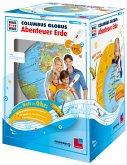 Was ist was Columbus Globus Abenteuer Erde, TING-Leuchtglobus / Columbus Globen