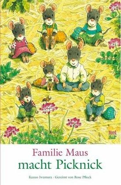 Buch-Reihe Familie Maus