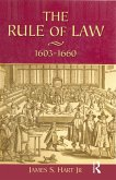 The Rule of Law, 1603-1660 (eBook, PDF)