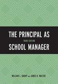 The Principal as School Manager (eBook, ePUB)