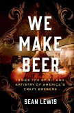 We Make Beer (eBook, ePUB)