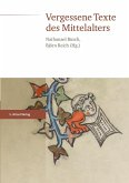 Vergessene Texte des Mittelalters (eBook, PDF)