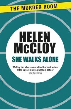 She Walks Alone (eBook, ePUB)