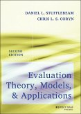 Evaluation Theory, Models, and Applications (eBook, ePUB)