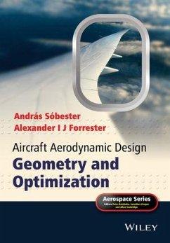 Aircraft Aerodynamic Design (eBook, ePUB) - Sóbester, András; Forrester, Alexander I J