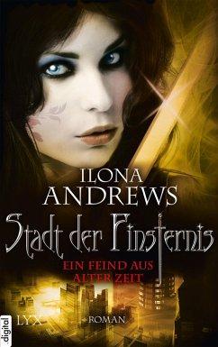 Ein Feind aus alter Zeit / Stadt der Finsternis Bd.8 (eBook, ePUB) - Andrews, Ilona