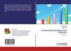Conservative Dentistry And Statistics - Rahman, Hena; Chandra, Anil; Singh, Shailja