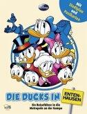 Die Ducks in Entenhausen