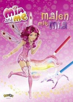 Mia and me - Malen mit Mia