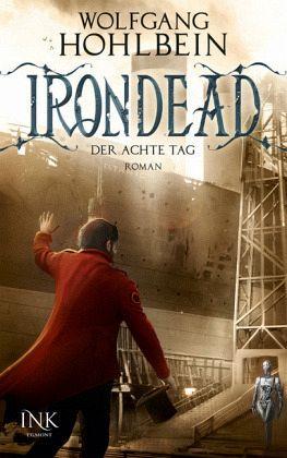 Buch-Reihe Irondead