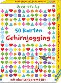 50 Karten: Gehirnjogging