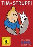 Tim und Struppi - DVD Collection II DVD-Box