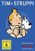 Tim und Struppi - DVD Collection I DVD-Box