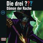 Dämon der Rache / Die drei Fragezeichen - Hörbuch Bd.173 (1 Audio-CD)