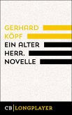 Ein alter Herr. Novelle (eBook, ePUB)