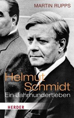 Helmut Schmidt (eBook, ePUB) - Rupps, Martin