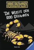 Die Wüste der 1000 Gefahren / 1000 Gefahren Bd.12 (Mängelexemplar)