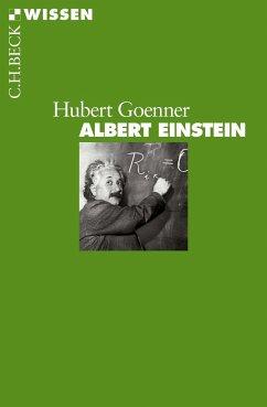 Albert Einstein - Goenner, Hubert