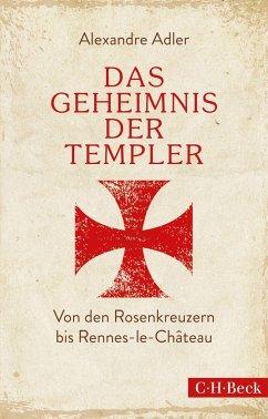 Das Geheimnis der Templer - Adler, Alexandre