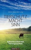 TIERSCHUTZ MACHT SINN (eBook, ePUB)