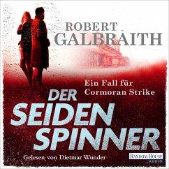 Der Seidenspinner / Cormoran Strike Bd.2 (MP3-Download) - Galbraith, Robert