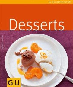 Desserts (Mängelexemplar) - Kintrup, Martin