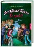 Es spukt! / Die Wilden Küken Bd.4 (Mängelexemplar)