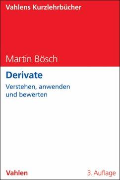 Derivate (eBook, ePUB) - Bösch, Martin