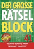 Der große Rätselblock 41