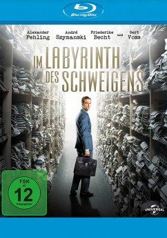 Im Labyrinth des Schweigens - Alexander Fehling,André Szymanski,Friederike...