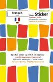 mindmemo Vokabel Sticker - Grundwortschatz Französisch / Deutsch - 280 Vokabel Aufkleber - Zusammenfassung