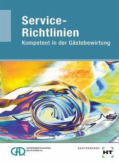 Service-Richtlinien - Wefers, Heinz-Peter