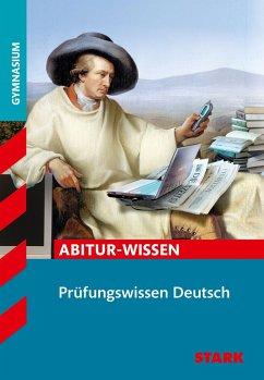 Abitur-Wissen - Deutsch Prüfungswissen Oberstufe - Winkler, Werner