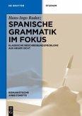 Spanische Grammatik im Fokus
