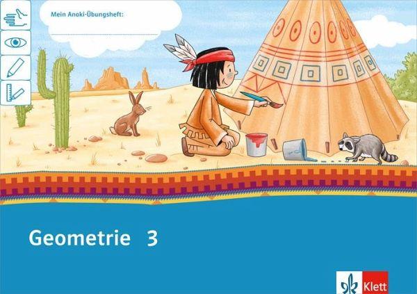 Mein Indianerheft Geometrie Arbeitsheft 3 Schuljahr Schulbücher