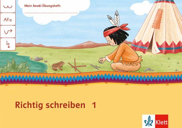 Mein Indianerheft Richtig Schreiben Klasse 1 Schulbücher